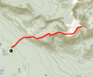Hunt Trail Map