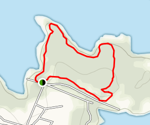 Anderson Road Fitness Trail Map