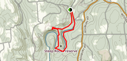 Green Circle Trail Map