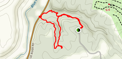 Eddy-Ballentyne Trail Map