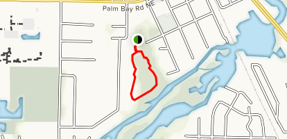 Map Of Palm Bay Florida.Ais Trail Park Florida Alltrails