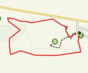 Fort Leathon State Historic Site Nature Trail Map