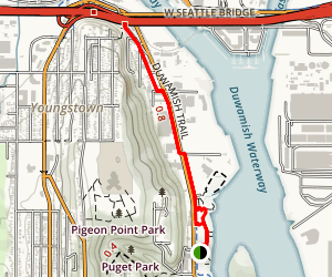 Duwamish Trail Map