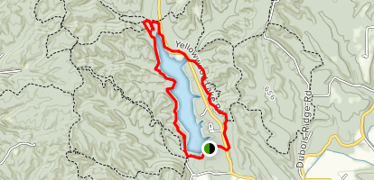 Yellowwood Lake Trail - Indiana | AllTrails on clark state forest map, owen-putnam state forest map, mccormick's creek state park map, george washington state forest trail map, shakamak state park map, pa state forest map, greenridge state park map, jackson-washington state forest map,