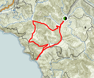 Tennessee Valley Loop Map