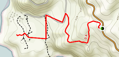 Rocky Point Trail Map