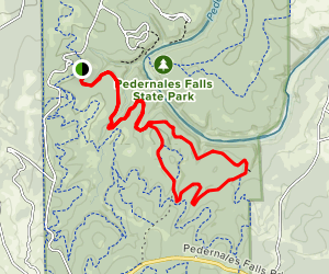Wolf Mountain Trail Map