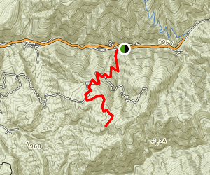 Silverado Truck Trail Map