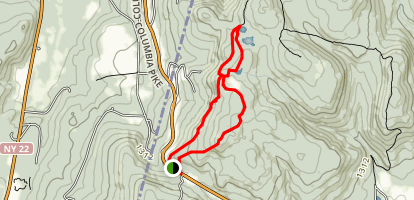 Taconic Skyline Trail Map