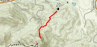 Eagles Crest Trail Map