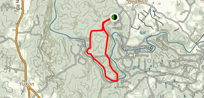 River Loop Trail Map