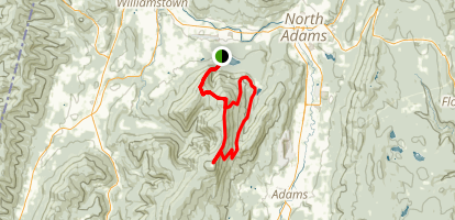 Bellows Pipe Loop Trail Map