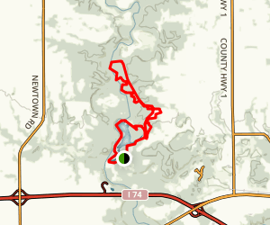 Kickapoo State Park Trail Map