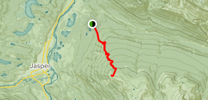Signal Mountain Fire Lookout Map