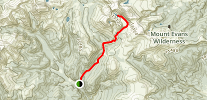 Abyss Trail Map
