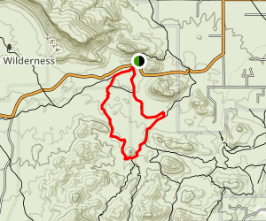 Ironwood Forest Trail Map
