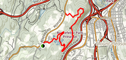 Alberto's Favorite MTB Trail Map