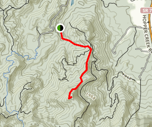 Wildcat Trail Map