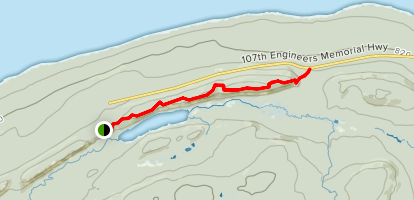 Escarpment Trail Map