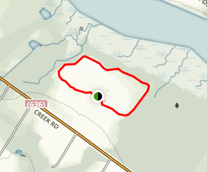 Boundary Creek Park Loop Trail Map