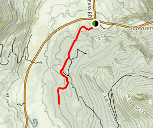 Hope Valley Map