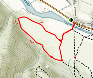 Orchard Loop Map