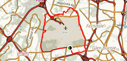 BWI Trail Map