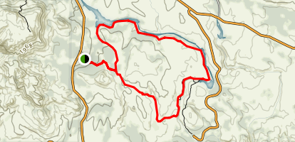 Bison Trail Map