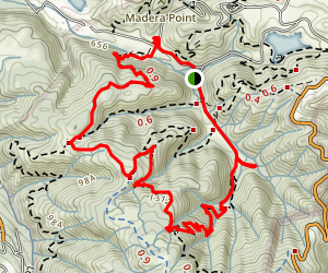 Trappers Trail Map