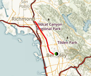 Ohlone Greenway  Map