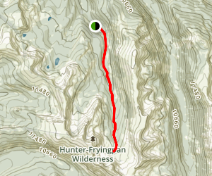 Chapman Gulch Trail Map