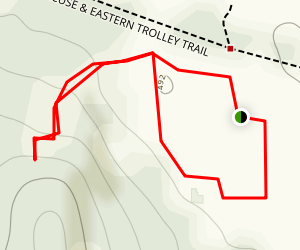 Lollypop Farm Trail Map