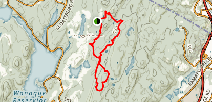 Ringwood State Park Trail Map