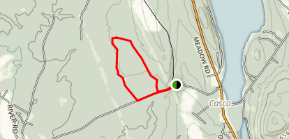 Jugtown Forest Trail Map