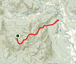 Attitash Trail Map