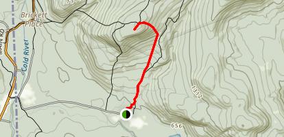 Stone House Trail Map