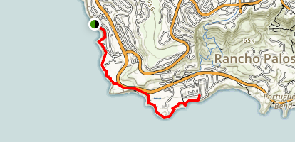Point Vicente Park Map