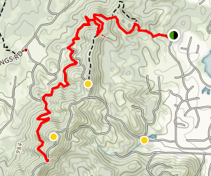 Westside Trail Map