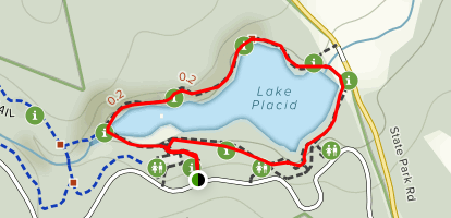 Lake Placid Loop - South Carolina | AllTrails