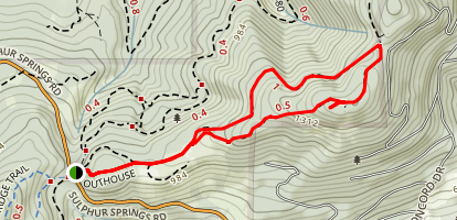 Tower Trail Loop Map