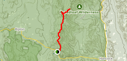 Bread Loaf and Battell Mountains via Long Trail - Vermont | AllTrails