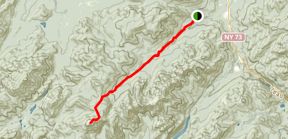 Hopkins Trail Map