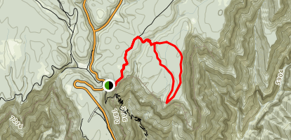 Uncle Jim Trail Map