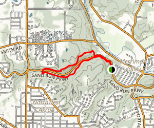 Mingo Trail Map