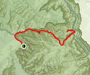 Nankoweap Trail Map