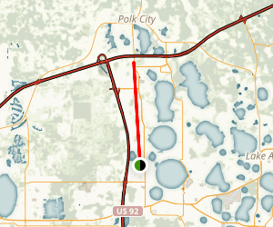 Teco Auburndale Trail Map