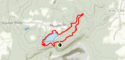 Chewacla State Park Trail Map