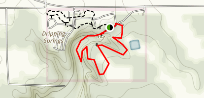 Ghost Coon Trail Map