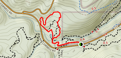 Jay Trail Map