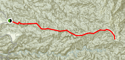 Kawailoa Trail Map